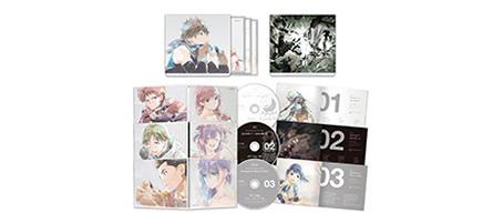 "TVアニメ「灰と幻想のグリムガル」 CD-BOX『Grimgar, Ashes And Illusions ""BEST""』"